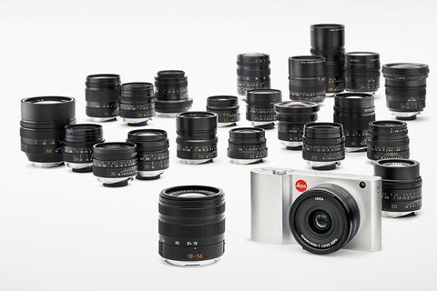 Leica T (és M) rendszer