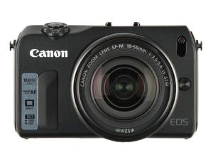 Canon EOS M teszt