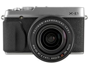 Fujifilm FinePix X-E1 teszt