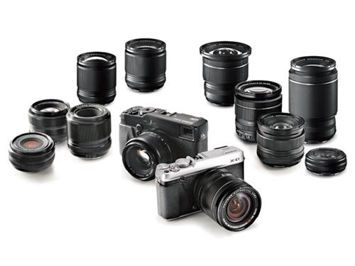Fujifilm X rendszer
