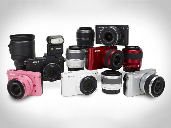 Nikon 1 rendszer