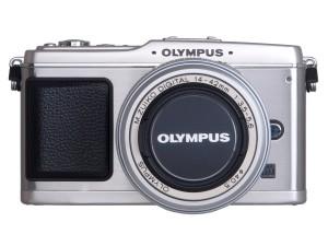 Olympus E-P1 teszt