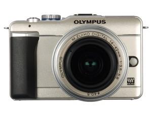 Olympus E-PL1 teszt