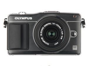Olympus E-PM2 teszt