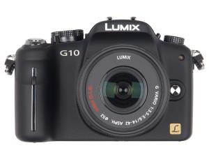 Panasonic Lumix DMC-G10 teszt