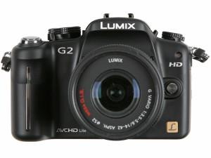 Panasonic Lumix DMC- G2 teszt
