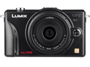 Panasonic Lumix DMC-GF2 teszt