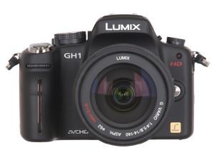 Panasonic Lumix DMC-GH1 teszt