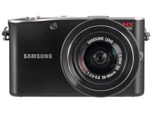 Samsung NX100 teszt