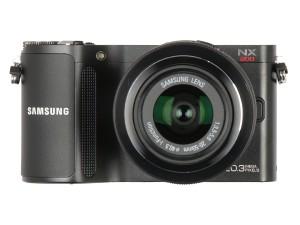 Samsung NX200 teszt