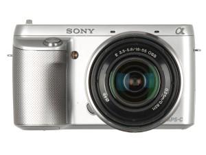 Sony Alpha NEX-F3 teszt