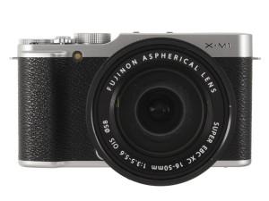 Fujifilm FinePix X-M1 teszt
