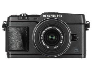Olympus E-P5 teszt