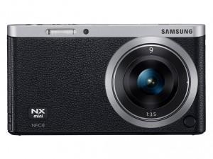Samsung_NX-Mini_front