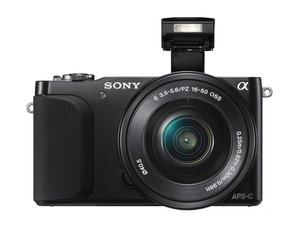 Sony Alpha NEX-3N teszt