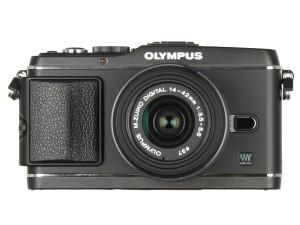 Olympus E-P3 teszt