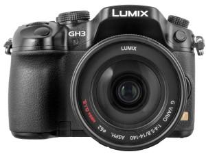 Panasonic Lumix DMC-GH3 teszt