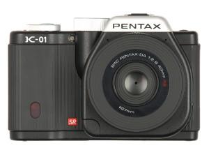 Pentax K-01 teszt